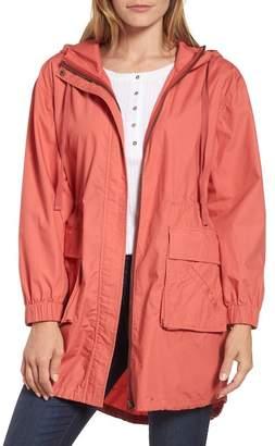 Caslon Cotton Utility Jacket (Regular & Petite)