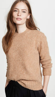 Helmut Lang Brushed Crew Neck Sweater
