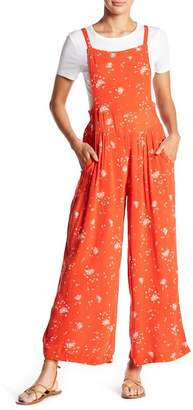 Free People Wide-Leg Overall