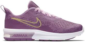 Nike Sequent 4 Grade School Girls' Sneakers