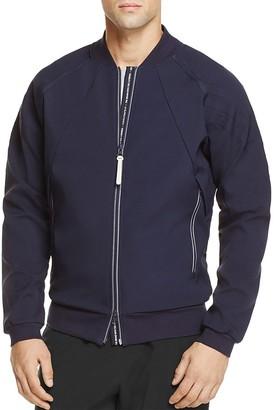 adidas Originals Zip Front Track Jacket $135 thestylecure.com