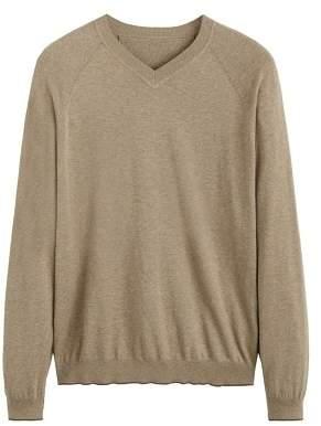 Mango man MANGO MAN Contrast-edge sweater