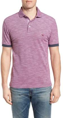 Rodd & Gunn Hampstead Contrast Trim Pique Polo