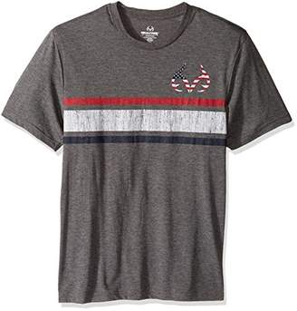 Realtree Active Men's Patriot Tee