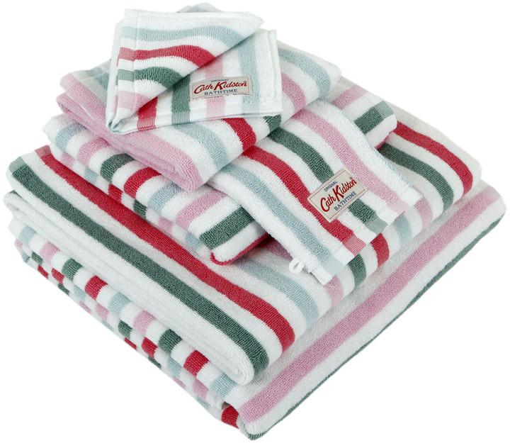 Bon Bon Stripe Towel  - Bath - 70x140cm