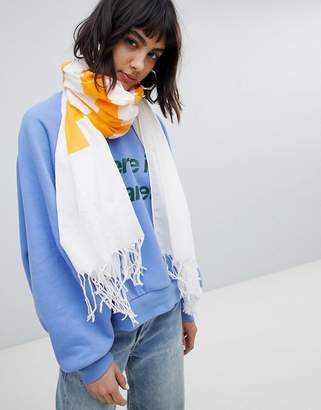 Weekday Limited Edition Shanti Scarf
