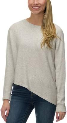 Monrow Asymmetric Dolman Sweater - Women's