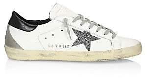 Golden Goose Men's Men's Superstar Leather Sneakers