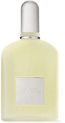 Tom Ford Grey Vetiver Eau de Parfum Spray - Orange Flower, Grapefruit & Nutmeg, 50ml - Men - Colorless