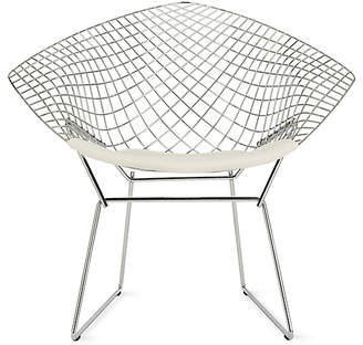 Design Within Reach Bertoia Diamond Lounge Chair with Seat Pad