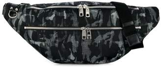 Dolce & Gabbana camouflage belt bag