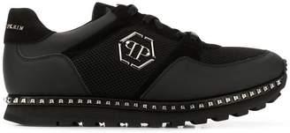Philipp Plein studded runner sneakers