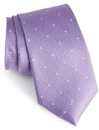 Calibrate Mulroy Neat Silk Tie