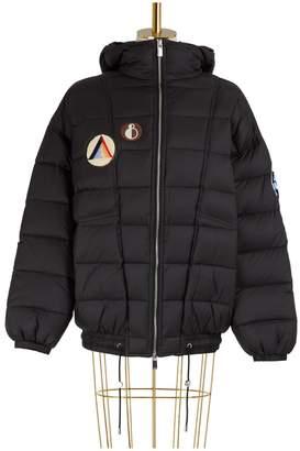 Lu Mei Hackney nylon jacket