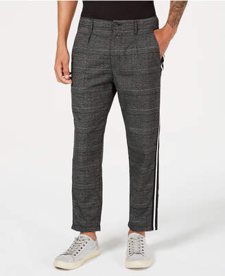 Jack and Jones Men's Checked Pants