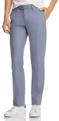 Psycho Bunny Solid Regular Fit Trousers $125 thestylecure.com