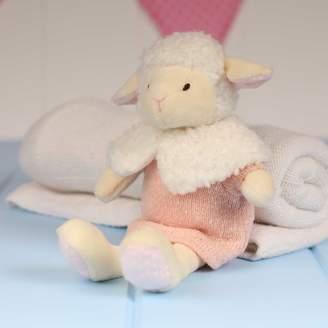 Nest Mini Little Lamb Newborn Soft Toy