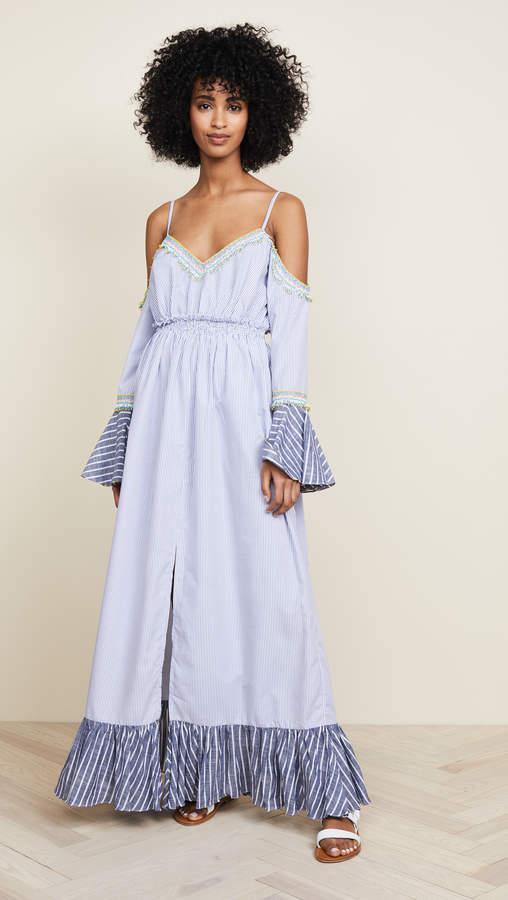 Listra Long Dress