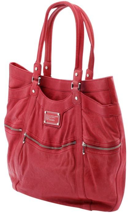 Marc by Marc Jacobs Strippy Zippy Tote