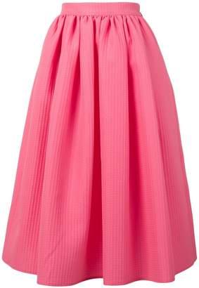 MSGM full midi skirt