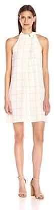 Theory Women's Espere Tile Print Dress