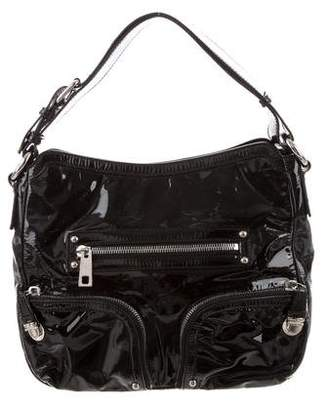 Marc Jacobs Patent Leather Hobo