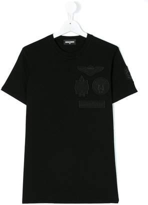 DSQUARED2 badges T-shirt