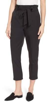 Halogen Paperbag Tie Waist Pants (Regular & Petite)