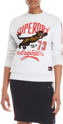 Superdry Original Tiger Crew Sweatshirt