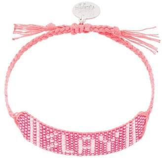 Venessa Arizaga Slay beaded bracelet