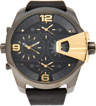 Diesel DZ7377 Black & Gold-Tone Watch