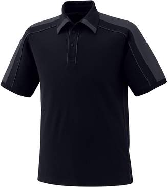 Ash City - North End Sport Red Men's Performance Polyester Pique Polo Shirt
