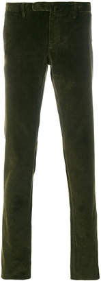 Incotex ribbed trousers