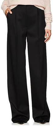 The Row Women's Elin Wool High-Waist Pants