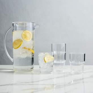 west elm Acrylic Drinkware Set