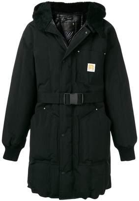 R 13 padded loose coat