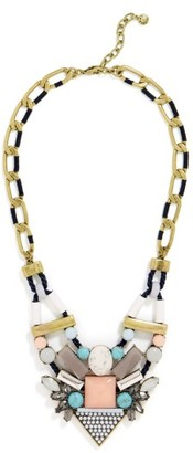 Women's Baublebar Tianna Statement Necklace $62 thestylecure.com