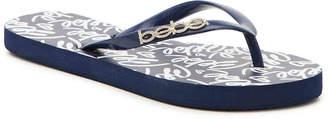 Bebe Trice Flip Flop - Women's