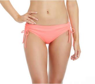 Arizona Ribbed Hipster Swimsuit Bottom-Juniors