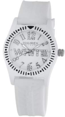Haurex Italy Kids' PW331DW1 Promise G P Dial Crystal Watch