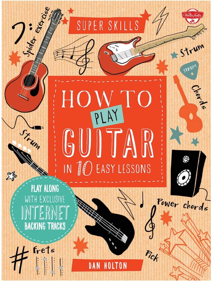Quarto Publishing How to Play Guitar in 10 Easy Lessons