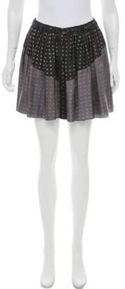 Thakoon Silk Circle Skirt w/ Tags