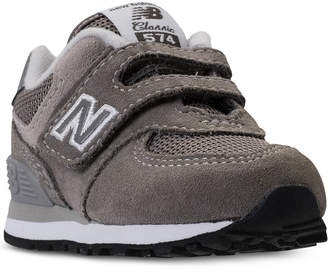 New Balance Toddler Boys' 574 Core Casual Sneakers from Finish Line
