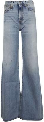 R 13 Wide Leg Jeans