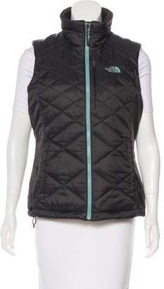 The North Face 2017 Quilted Vest w/ Tags