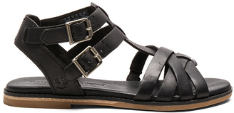 Timberland Caswell Fisherman Sandal $110 thestylecure.com