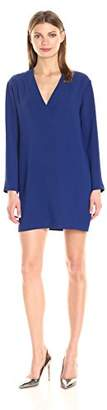 Amanda Uprichard Women's Long Sleeve Kennedy Dress