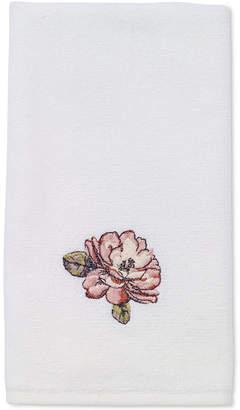 Avanti Butterfly Garden Fingertip Towel Bedding