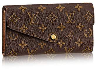 Louis Vuitton Authentic Monogram Canvas Sarah Wallet Article: M60531
