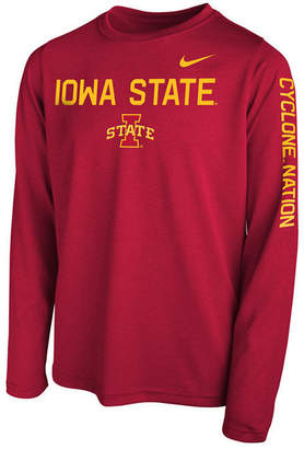 ... Nike Iowa State Cyclones Legend Long Sleeve T-Shirt 8fd42883c